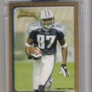 2003 BOWMAN TYRONE CALICO TITANS UNCIRCULATED ROOKIE CARD