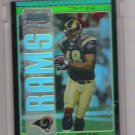 2005 BOWMAN CHROME JEROME COLLINS RAMS UNCIRCULATED GREEN REFRACTOR ROOKIE CARD