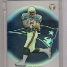 2002 TOPPS PRISTINE DANIEL GRAHAM PATRIOTS UNCIRCULATED REFRACTOR CARD