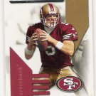 2001 TOPPS JEFF GARCIA PERFECT SPIRAL INSERT CARD