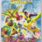 JUSTICE SOCIETY OF AMERICA #12 GEOFF JOHNS-NEVER READ!
