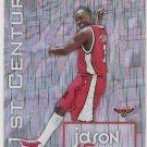 1999-00 TOPPS JASON TERRY HAWKS 21ST CENTURY INSERT CARD