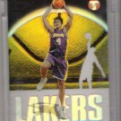 2003-04 TOPPS PRINSTINE LUKE WALTON LAKERS UNCIRCULATED BOX TOP ROOKIE REFRACTOR CARD