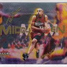 2000-01 FLEER MYSTIQUE GRANT HILL MIDDLEMEN INSERT CARD