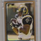 2003 BOWMAN JOFFREY REYNOLDS RAMS UNCIRCULATED ROOKIE CARD