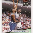 1992-93 FLEER ULTRA SHAQUILLE O'NEAL ROOKIE CARD