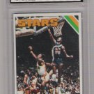 1975 TOPPS MOSES MALONE ROOKIE GRADED GEM MINT 10! 1ST GRADED!