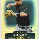 2006 UPPER DECK EPIC RUSS ADAMS BLUE JAYS CARD #'D 110/450!