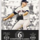 2007 TOPPS MOMENTS & MILESTONES ROGER CLEMENS CARD #'D 073/150!
