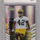 2007 SCORE SELECT DESHAWN WYNN PACKERS ROOKIE CARD GRADED BCCG 10!