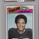 1977 TOPPS LYNN SWANN STEELERS GRADED FGS 10!