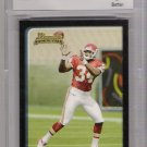 2003 BOWMAN LARRY JOHNSON CHIEFS ROOKIE CARD GRADED BCCG 10!