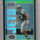 2005 BOWMAN CHROME JOEL DREESSEN JETS UNCIRCULATED GREEN REFRACTOR ROOKIE #'D 264/399!
