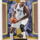 2006-07 UPPER DECK HARDCOURT ERICK DAMPIER MAVERICKS COPPER PARALLEL #'D 164/199!