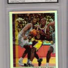 1997 TOPPS CHROME NICK VAN EXEL REFRACTOR CARD GRADED FGS 10!