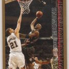 2005-06 BOWMAN DRAFT PICKS KEVIN GARNETT GOLD PARALLEL