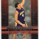 2003-04 UPPER DECK ROOKIE EXCLUSIVES LUKE WALTON LAKERS ROOKIE CARD