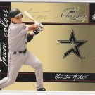 2005 DONRUSS CLASSICS CRAIG BIGGIO ASTROS TEAM COLORS CARD #'D 270/800!