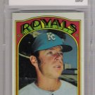 1972 TOPPS RICHIE SCHEINBLUM ROYALS CARD GRADED BCCG9!