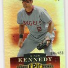 2004 UPPER DECK EPIC ADAM KENNEDY ANGELS CARD #'D 076/450!