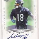 2003 SP JUSTIN GAGE BEARS ROOKIE AUTHENTICS AUTOGRAPHED CARD