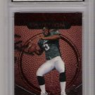 1999 OVATION DONOVAN MCNABB EAGLES ROOKIE CARD GRADED FGS 10!