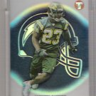 2002 TOPPS PRISTINE QUENTIN JAMMER CHARGERS UNCIRCULATED ROOKIE REFRACTOR CARD #'D 369/999!