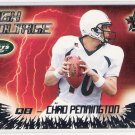 2000 VANGUARD CHAD PENNINGTON DOLPHINS HIGH VOLTAGE INSERT CARD
