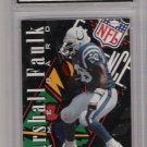 1994 CLASSIC MARSHALL FAULK GAME CARD GRADED FGS10!