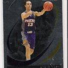 2006-07 TOPPS TRADEMARK MOVES STEVE NASH SUNS FOIL CARD #'D 238/299!