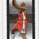 2002-03 SP AUTHENTIC GLENN ROBINSON SP SPECIALS CARD #'D 616/2000