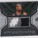 2007-08 SPX WINNING MATERIALS ANTOINE WALKER HEAT DUAL JERSEY CARD