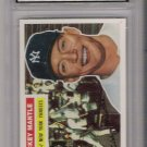 1996 TOPPS MICKEY MANTLE YANKEES 1956 REPRINT GRADED FGS 10!