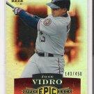 2006 UPPER DECK EPIC JOSE VIDRO NATIONALS CARD #'D 143/450!