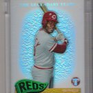 2005 TOPPS PRISTINE LEGENDS KEN GRIFFEY REDS UNCIRCULATED REFRACTOR CARD #'D 338/549!