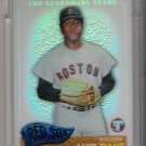 2005 TOPPS PRISTINE LEGENDS LUIS TIANT RED SOX UNCIRCULATED REFRACTOR #'D 130/549!