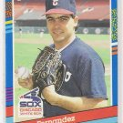 1991 DONRUSS ALEX FERNANDEZ WHITE SOX CARD