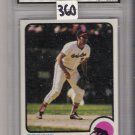 1973 TOPPS BROOKS ROBINSON ORIOLES CARD GRADED FGS 10!
