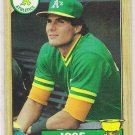 1987 TOPPS JOSE CANSECO ROOKIE CARD