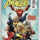 THE MIGHTY AVENGERS #1 FIRST PRINT BRIAN BENDIS/FRANK CHO-NEVER READ!