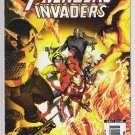 AVENGERS/INVADERS #1 ALEX ROSS-NEVER READ!