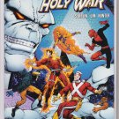 RANN-THANAGAR HOLY WAR #3 (2008)-NEVER READ!