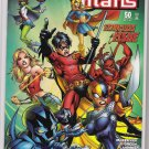 TEEN TITANS #50 (2007)-NEVER READ!