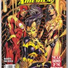 JUSTICE LEAGUE OF AMERICA #20 (2008)-NEVER READ!