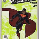 SUPERMAN CONFIDENTIAL #1 (2007)-NEVER READ!