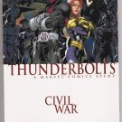 THUNDERBOLTS TPB CIVIL WAR-NEVER READ!