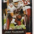 1999 COLLECTORS EDGE FURY JAKE PLUMMER GOLD INGOT CART