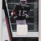 2007 PLAYOOF ABSOLUTE MEMORABILIA JOHNNIE LEE HIGGINS ROOKIE JERSEY
