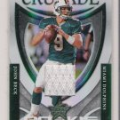 2007 LEAF ROOKIES & STARS JOHN BECK DOLPHINS CRUSADE ROOKIE JERSEY CARD #'D 230/250!
