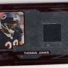 2007 PRESTIGE THOMAS JONES JETS PRESTIGIOUS PROS JERSEY CARD